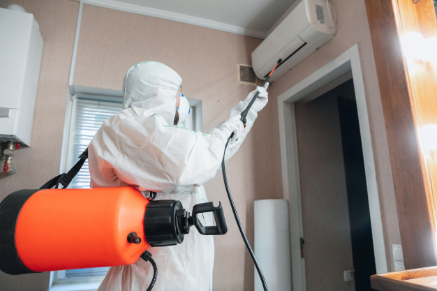 Sanitized And Clean Homes