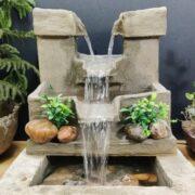 DIY Indoor Fountain