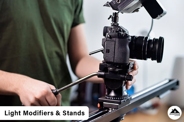 Light Modifiers & Stands