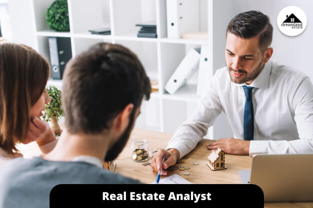 Real Estate Analyst Job Overview