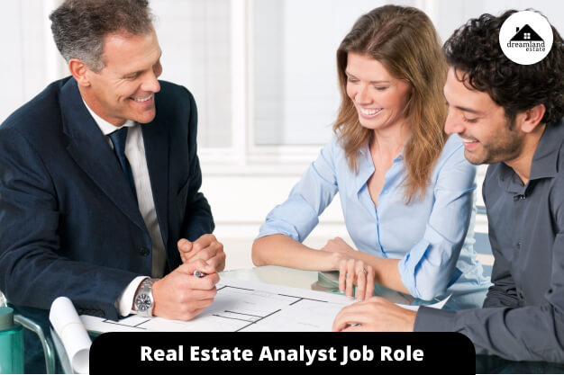 Real Estate Analyst Job Role