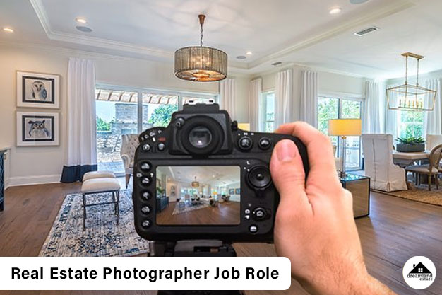 Real Estate Photographer Job Role