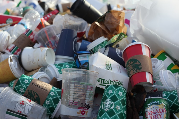3. Lowered Amount Of Plastic Wastes