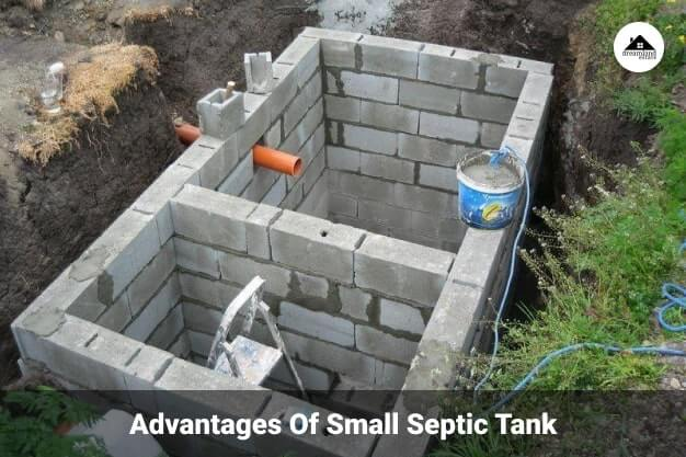 Advantages Of Small Septic Tank