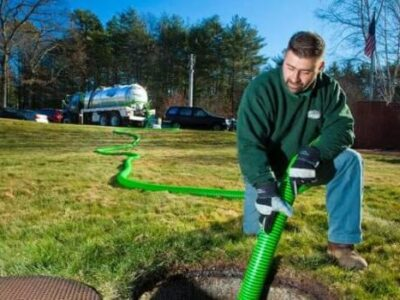 how to find your septic tank